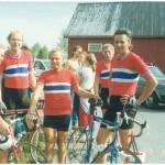 Landskamp Norge Sverige 1989